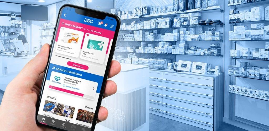 Online pharmacy platform POC raises $4.5 mln to digitize pharmacies in  Vietnam | Chi Viet Nam